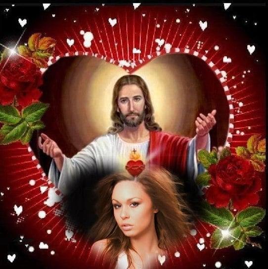 Fotomontajes religiosos en línea - Imagui