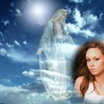 Fotomontajes de la Virgen