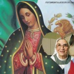 Fotomontajes de la Virgen de Guadalupe