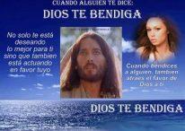 Fotomontajes de Dios te bendiga