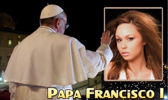 fotomontajes de francisco I