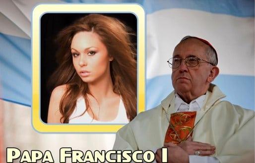 fotomontajes del papa francisco I