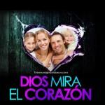 Fotomontajes cristianos: Dios mira el corazón