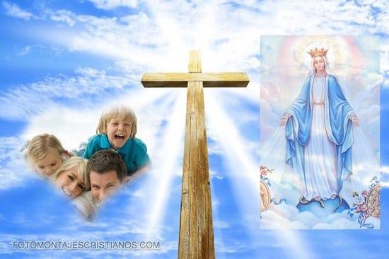 Fotomontaje Con La Virgencita De Guadalupe | apexwallpapers.com