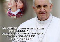 Fotomontajes con el Papa Francisco y una frase
