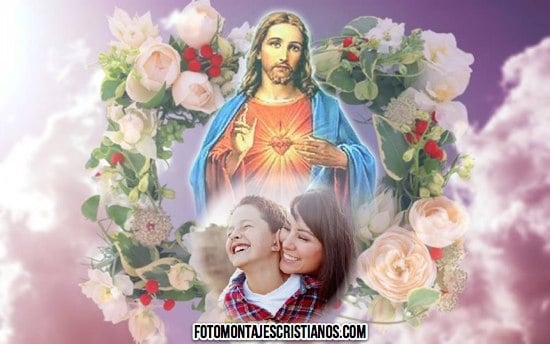 fotomontajes religiosos