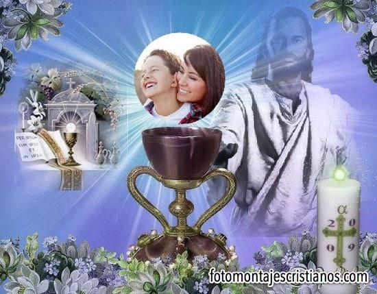fotomontajes cristianos con mi foto